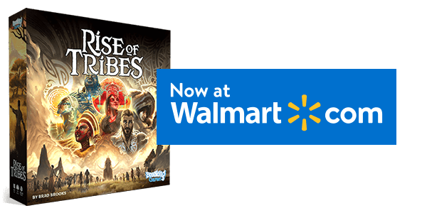Rise of Tribes Now at Walmart