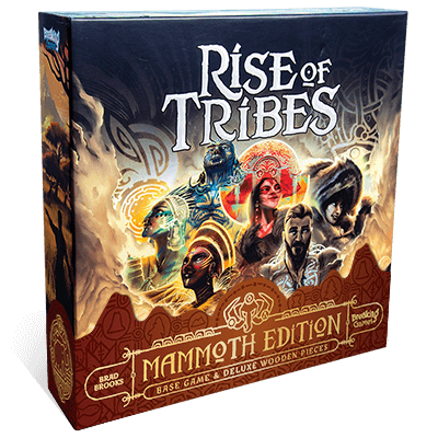Rise of Tribes: Mammoth Edition from Breaking Games