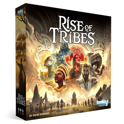 Rise of Tribes Standard Edition from Breaking Games